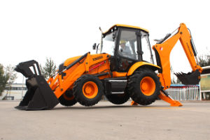 Hot Sale 8 Ton Backhoe Loader for Digging and Loading pictures & photos