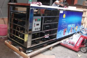 High Energy Efficiency Ice Lolly Machine in Large Capacity