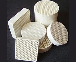 Cordierite Ceramic Honeycomb Plate for Gas Burner pictures & photos