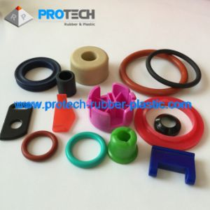 Food Grade Molded Silicone Parts pictures & photos