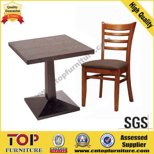 Strong Fashion Simple Restaurant Tables and Chairs pictures & photos