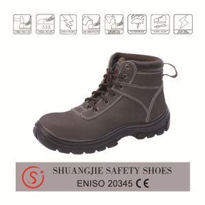 2016popular Safety Shoes, Nitrile Rubber Safety Shoes, Steel Toe Cap Safety Shoes