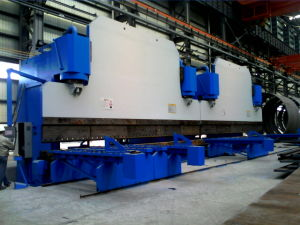 Tandem CNC Hydraulic Press Brake, 2-Pbh-2-1000t/7000 pictures & photos