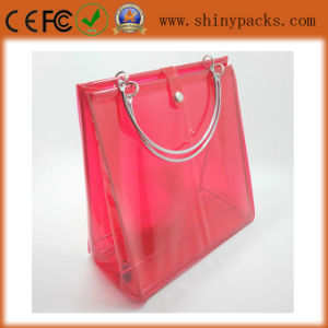 Fashinable PVC Handbag for Promotion