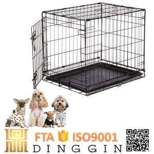 Cast Metal Wire Mesh Dog Cage pictures & photos