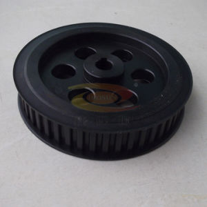 Steel Blackening Timing Belt Pulley pictures & photos