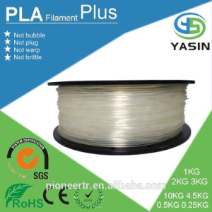 White Color ABS 1.75mm 3D Printer Filament 1kg for 3D Printing Extruder
