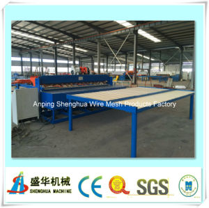 Welded Wire Mesh Machine (panel mesh) Wire Diameter: 4-8mm pictures & photos
