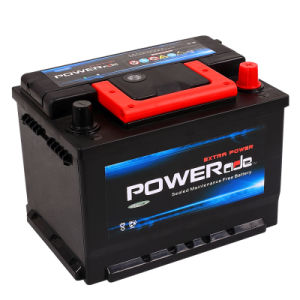 DIN 54533-12V45ah Maintenance Free Car Battery with RoHS/CE/Soncap