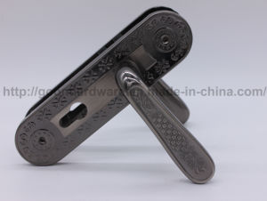 Aluminum Handle on Iron Plate 094 pictures & photos