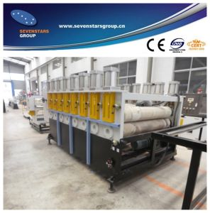Factory Produced WPC/PVC Foam Board Extrusion Machine pictures & photos
