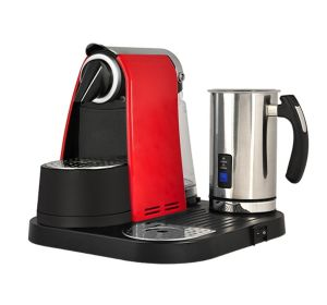 Automatic Capsule Coffee Machine With Milk Frother Cns01