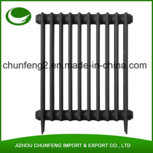 Traditional Victorian 4 Columns Cast Iron Radiators