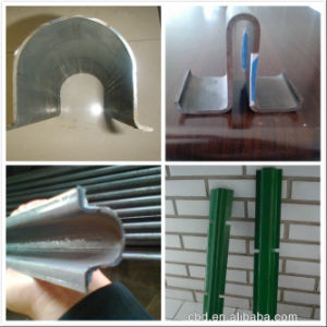 Cold Bend Galvanized Cable Protection Profile pictures & photos