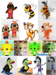 ICTI Factory Custom Made Soft Toy Maker