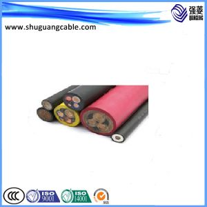Thin Steel Wire Armored/XLPE Insulated/PVC Sheathed/0.6/1kv Power Coal Mining Cable