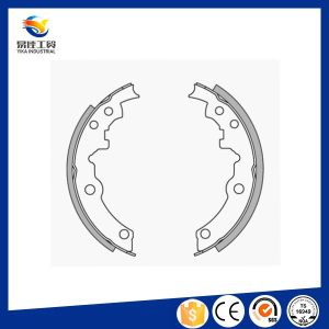 Hot Sale Auto Brake Systems Ceramic Brake Shoe Lining pictures & photos