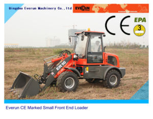 Everun CE Marked 1.6ton Small Front End Loader pictures & photos