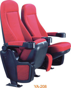 High Back Cinema Chair/Cinema Seat with Cup Holder (YA-208) pictures & photos