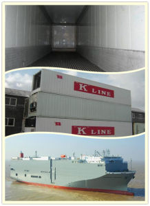 Rifrigerated Shipping Consolidate From China to Latin America