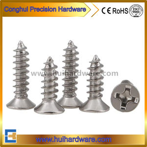 Stainless Steel Countersunk Phillip Self Tapping Screws Fasteners pictures & photos