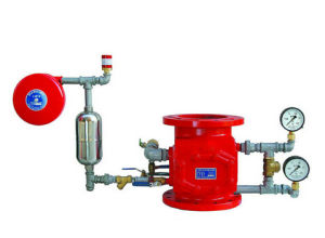 Wet Alarm Valve for Fire Fighting System pictures & photos