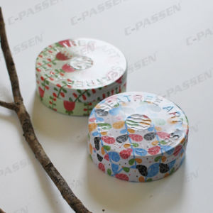 75g Aluminum Cream Jar with Offset Printing (REACH, SVHC certified) pictures & photos