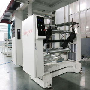 High Speed Electronic Gravure Printing Machine with PLC Control