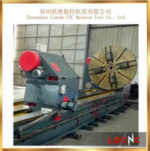 C61250 Hot Selling Conventional Horizontal Heavy Lathe Machine Price pictures & photos