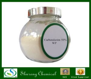 Agrochemical Fungicide Carbendazim 50% Wp