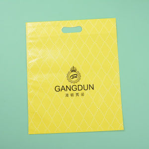 Non Woven Shopping Bag with Custom Printed Logo