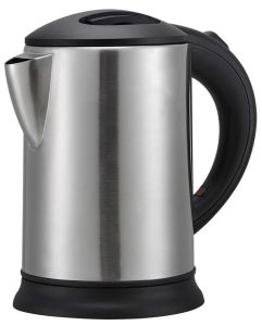 Hotel Used Cordless Black 1L Electric Kettle pictures & photos