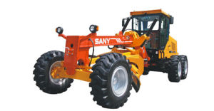 Motor Grader Sany Full Hydraulic Motor Grader pictures & photos