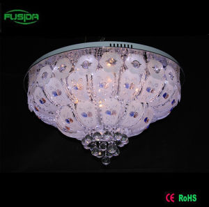 Modern Romote MP3 Glass LED Ceiling Light pictures & photos