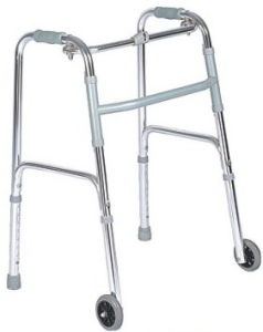Aluminum / Folding / Height Adjustable Walker pictures & photos