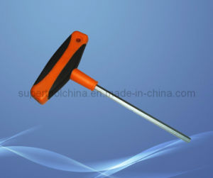 T-Handle CRV Hex Key (190200) pictures & photos