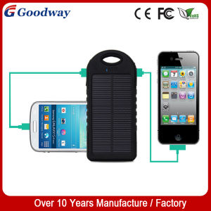 Newest 4000mAh Portable Solar Charger for Smartphone