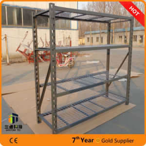Muti Layers Wire Mesh Racking System pictures & photos