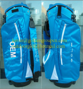 Hot Sale Golf Stand Bag, Golf Bag Waterproof and Light Weight pictures & photos