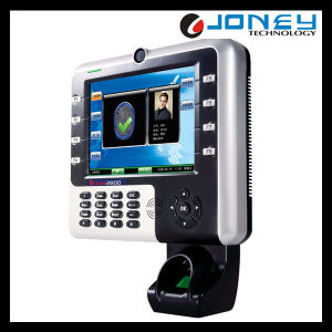 Zk 8′′color TFT Screen WiFi Biometric Fingerprint Time Attendance System pictures & photos