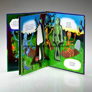 Custom Pop up Book Printing for Kids
