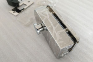 Stainless Steel Glass Door Latches