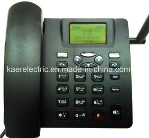 GSM Fixed Wireless Phone with SIM Card pictures & photos