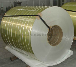 Color Coating Aluminum with PE/PVDF