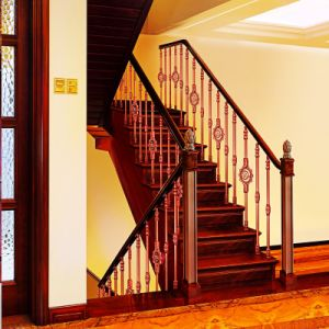 Ornamental Stair Railing