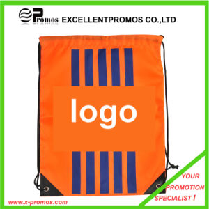 Durable 210d Polyester Waterproof Drawstring Bag (EP-B6228) pictures & photos