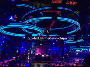 Full Color Magic Circular Ring LED Display