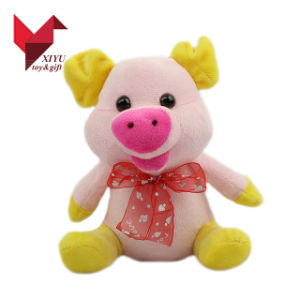 China Funny Promotion Gift Wholesale Cute Stuffed Custom Plush Pig