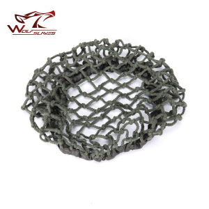 Airsoft Tactical Usmc Us Military Helmet Net Mesh Cover pictures & photos