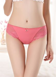 92ebe07fe49 China 6011 Young Girl Cotton Panty Women G-String Underwear Sexy ...
